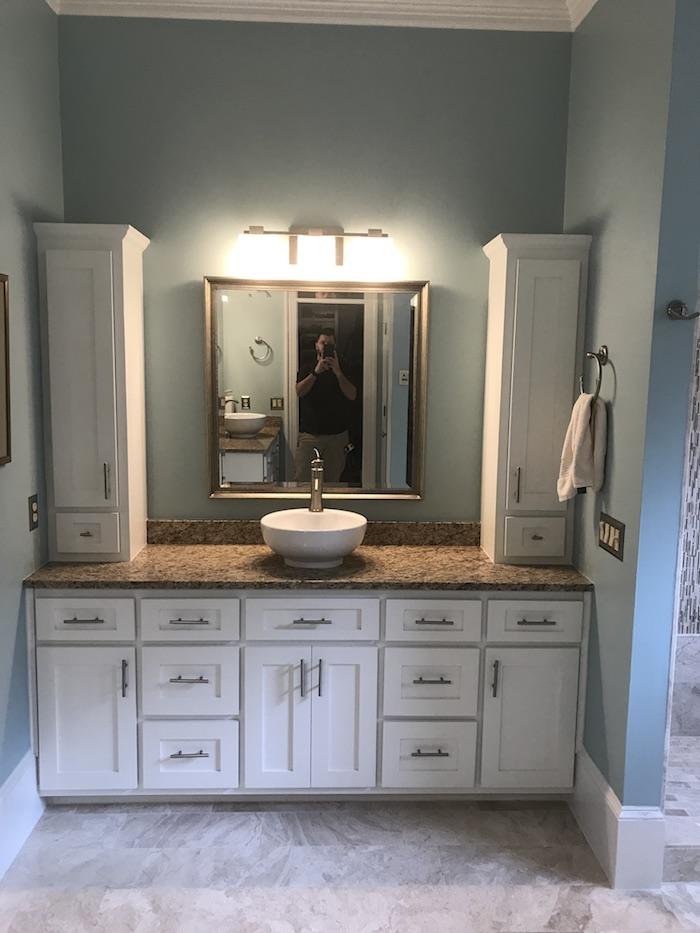 Home Remodeling ELR Construction - Bathroom remodeling lexington sc